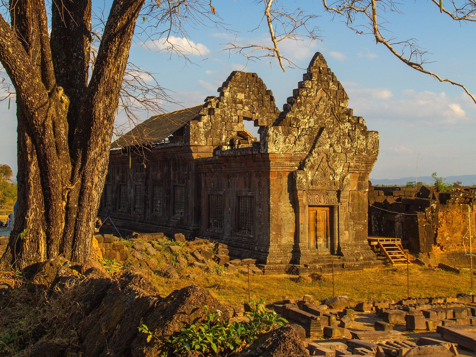 rondreis laos wat phu hoogtepunt 6