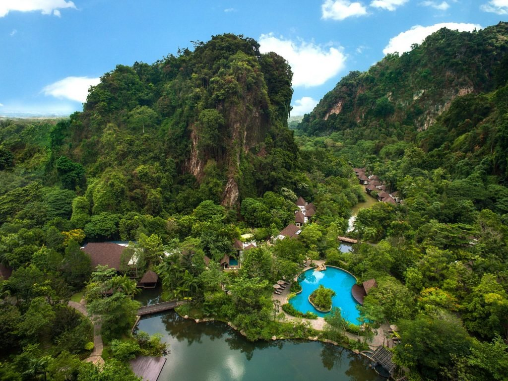 Ipoh, The Banjaran Hotsprings Retreat | Rama Tours
