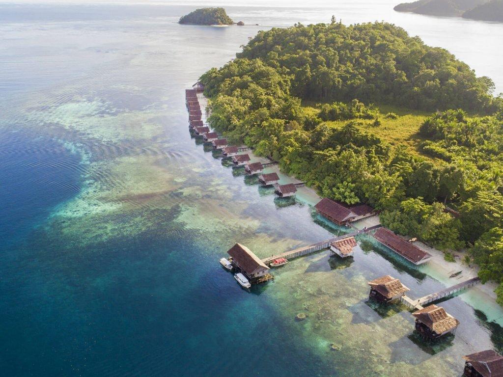 Raja Ampat, Papua Paradise Ecoresort | Rama Tours