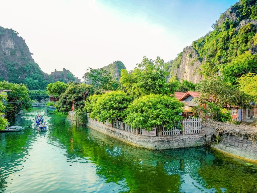 Ninh Binh, Tam Coc Riverview Homestay | Rama Tours