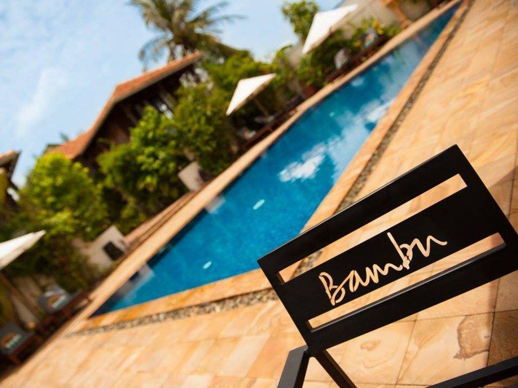 Battambang, Bambu hotel | Rama Tours