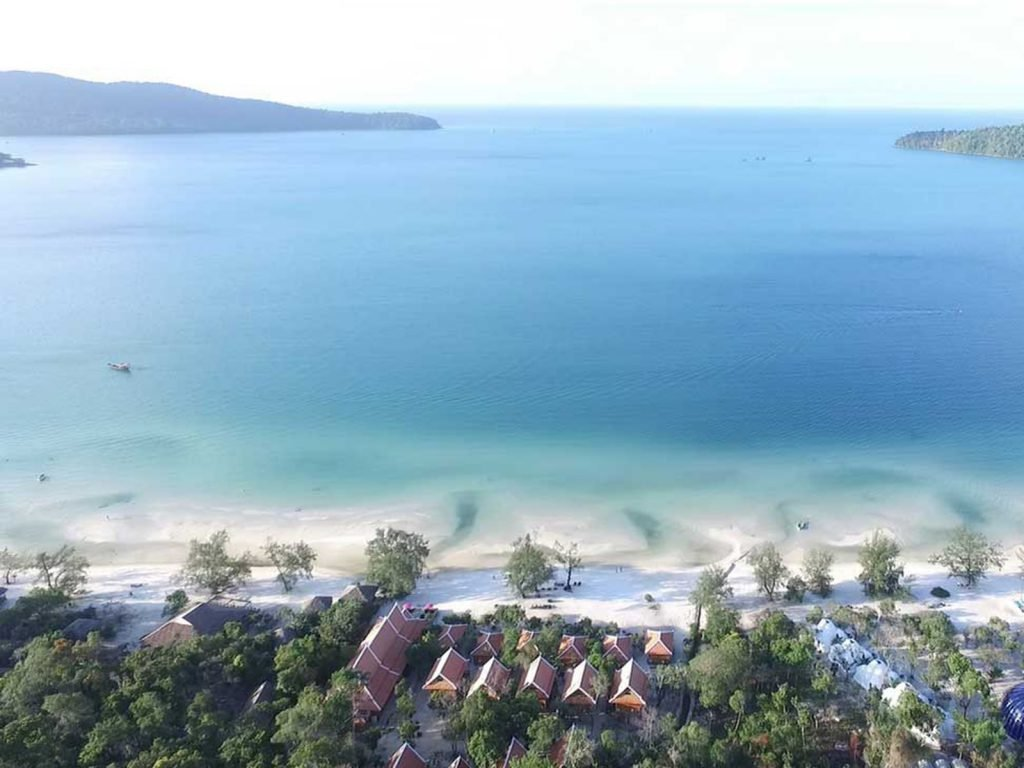 Koh Rong Samloem, Sol Beach Resort | Rama Tours