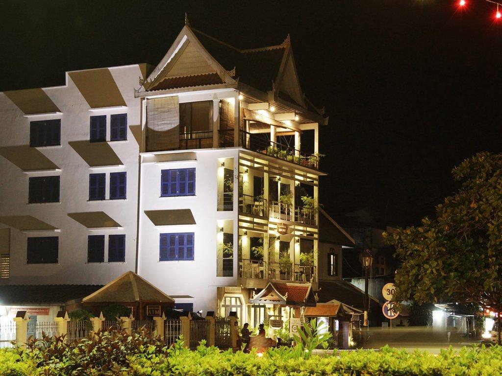 Luang Prabang, Indigo House | Rama Tours