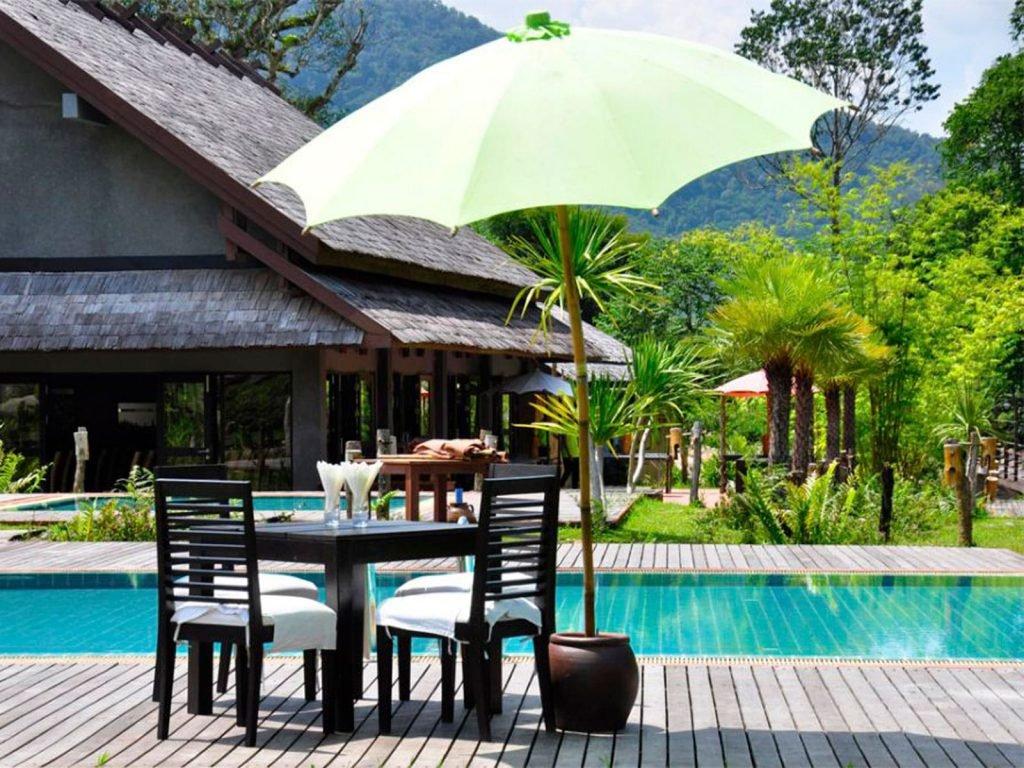 Muang Xay, Namkat Yorla Pa resort | Rama Tours