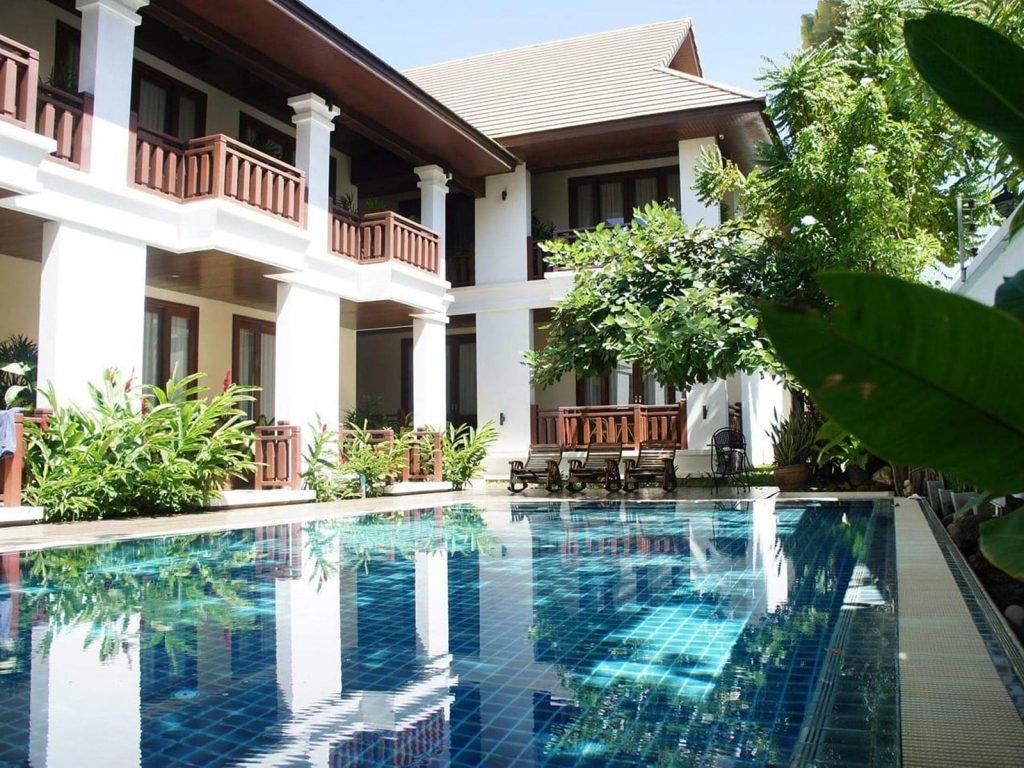 Pakse, Athena hotel | Rama Tours
