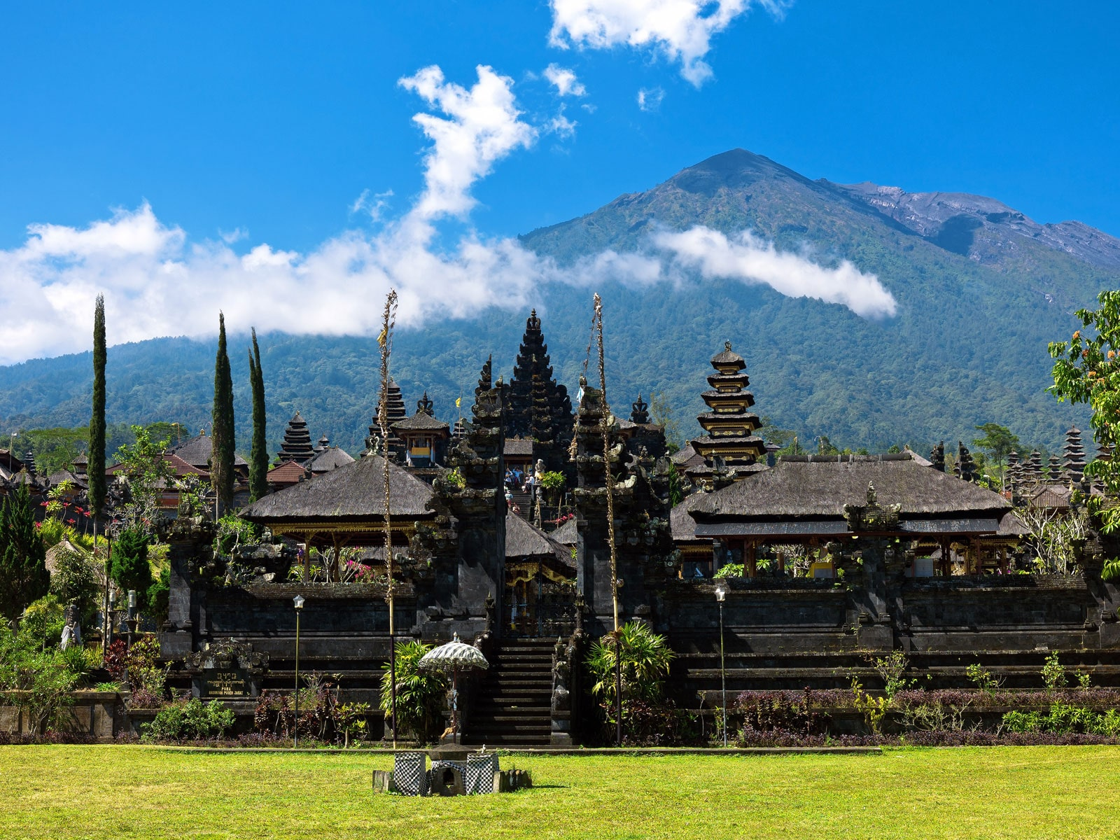 rondreis bali besakih tempel blog