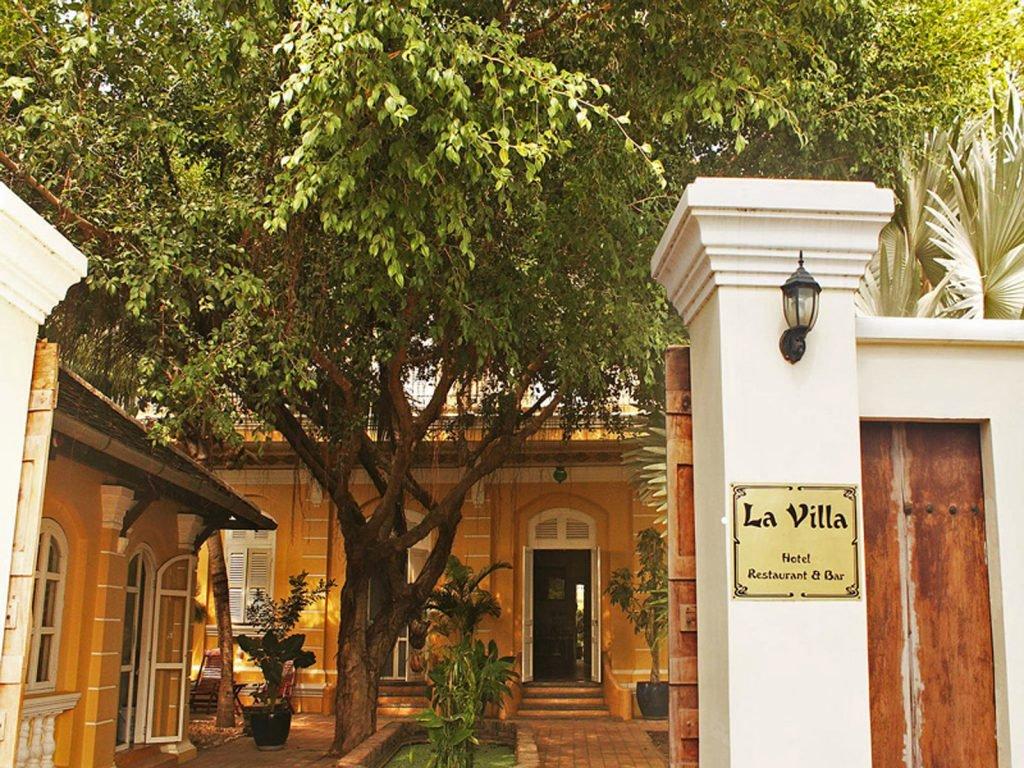 Battambang, La Villa | Rama Tours