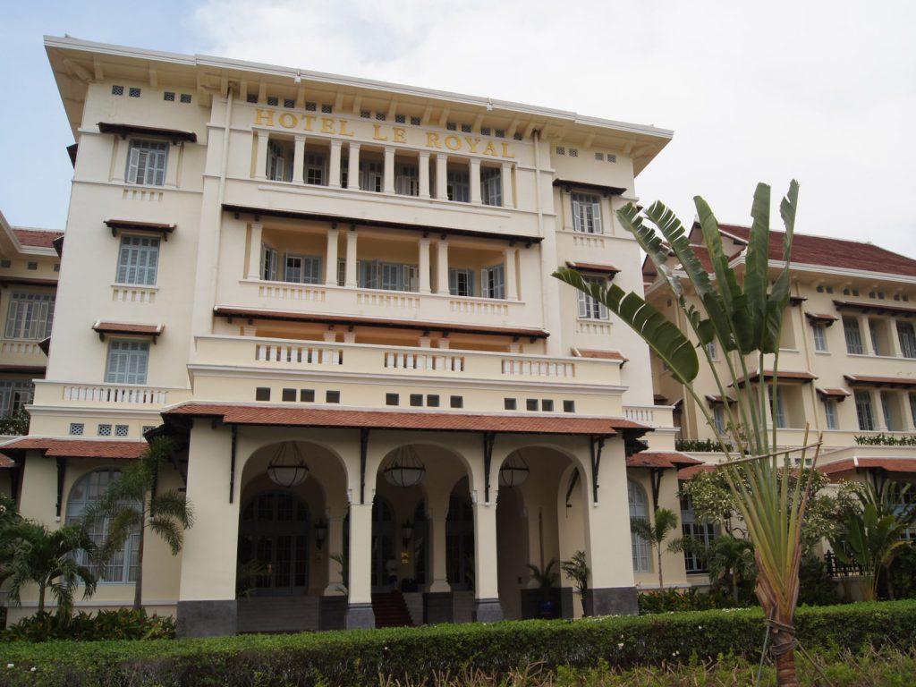 Phnom Penh, Raffles hotel Le Royal | Rama Tours