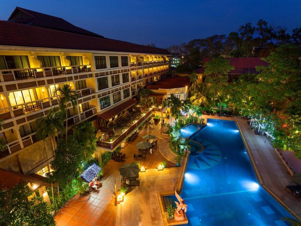 Siem Reap, Prince d'Angkor | Rama Tours