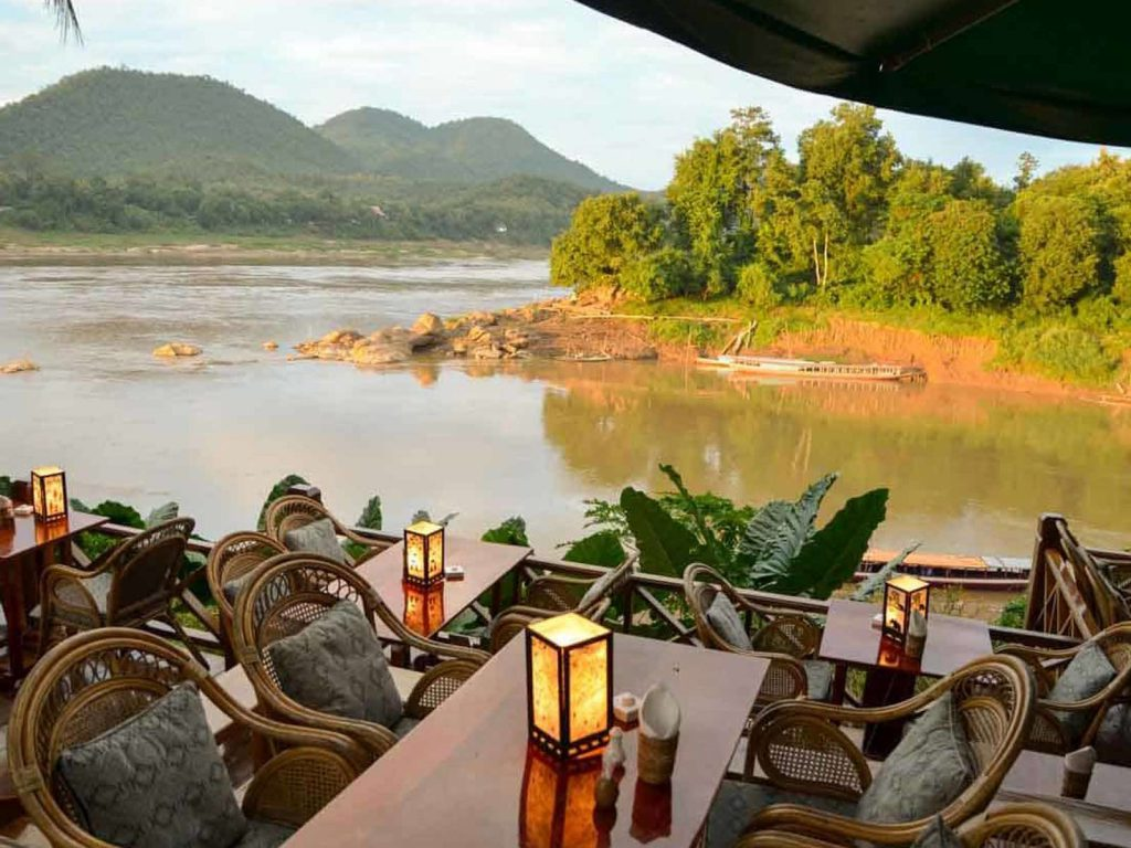 Luang Prabang, Mekong Riverview Resort | Rama Tours
