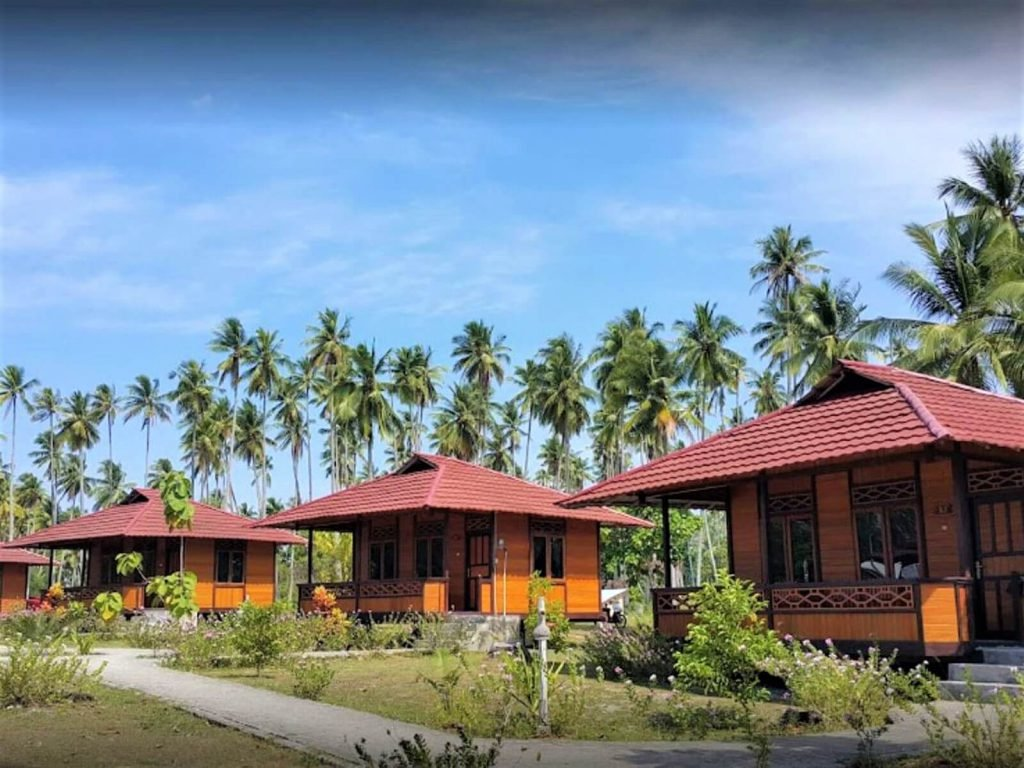 Morotai, D'Aloha Resort | Rama Tours