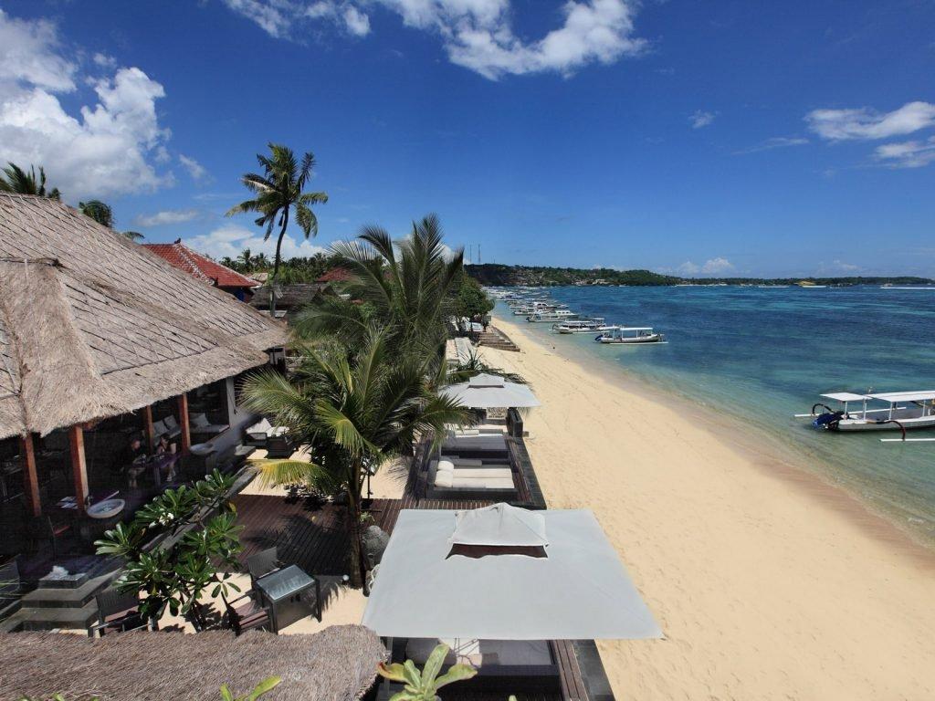 Nusa Lembongan, Indiana Kenanga boutique hotel | Rama Tours