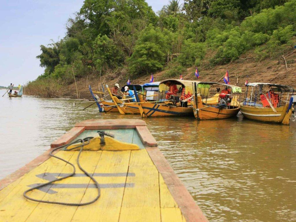 Kratie en Koh Trong | Rama Tours