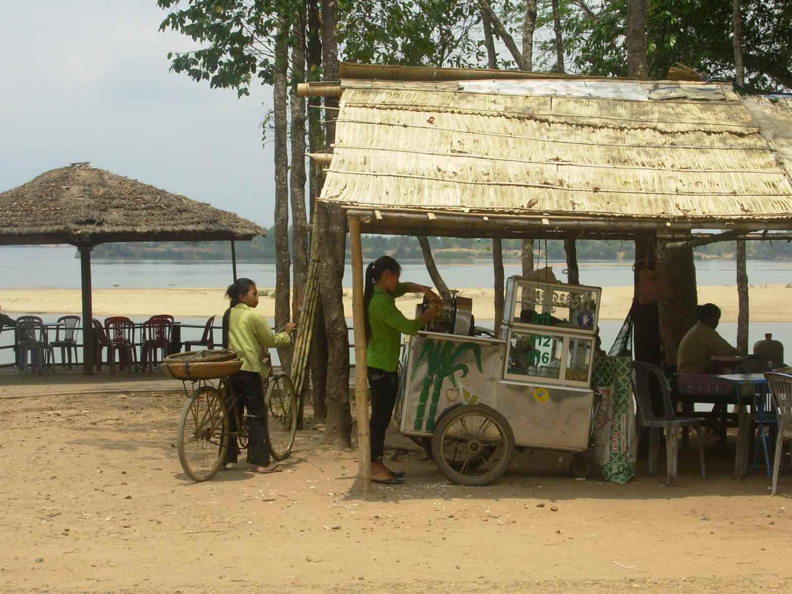 rondreis cambodja kratie en koh trong hoogtepunt 12