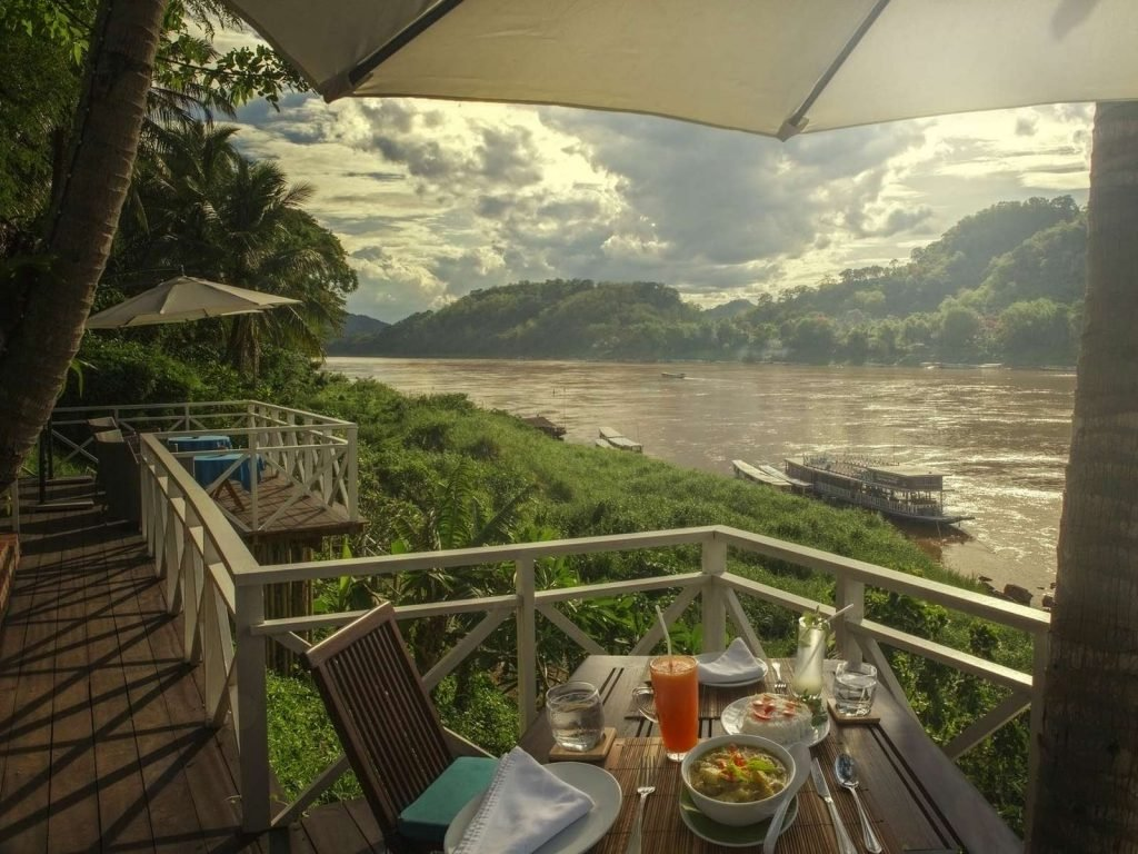 Luang Prabang, The Belle Rive | Rama Tours