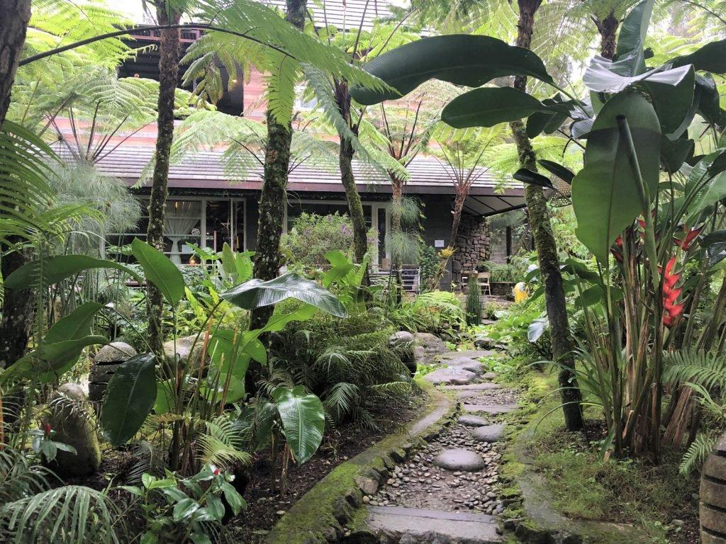 Berastagi, Kalang Ulu hotel | Rama Tours