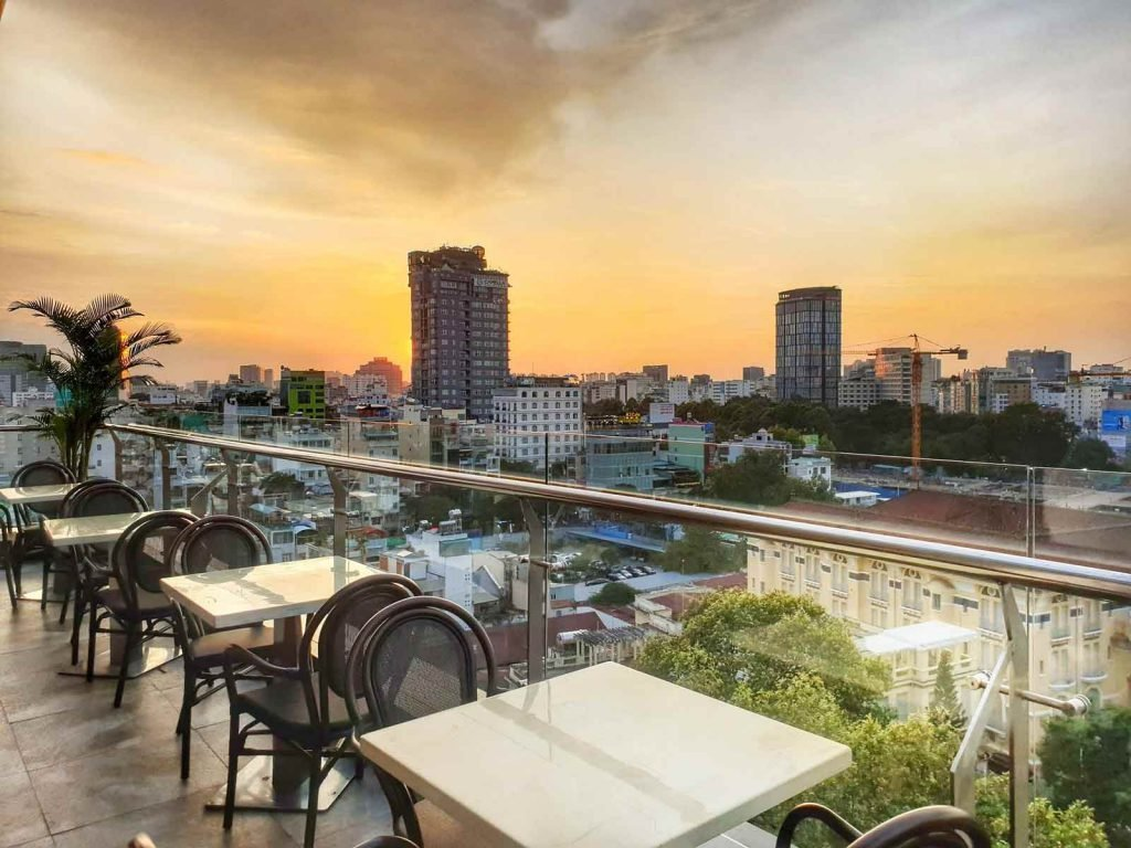 Ho Chi Minh, The Odys Boutique Hotel | Rama Tours