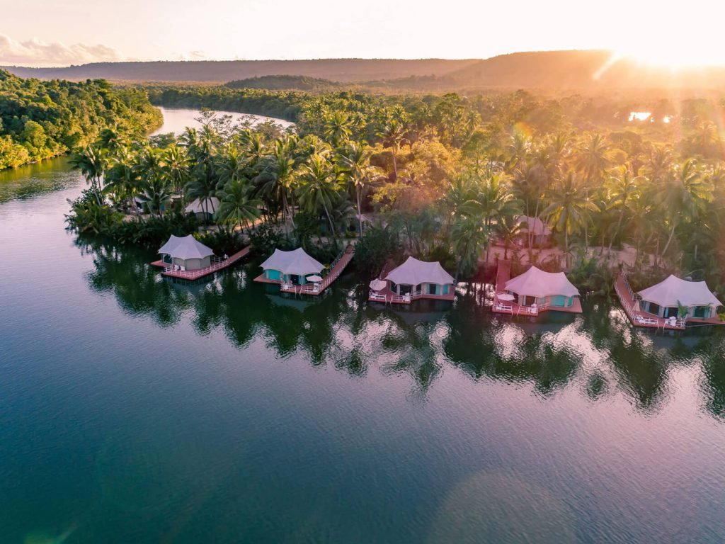 Koh Kong, 4 Rivers Floating Lodge | Rama Tours