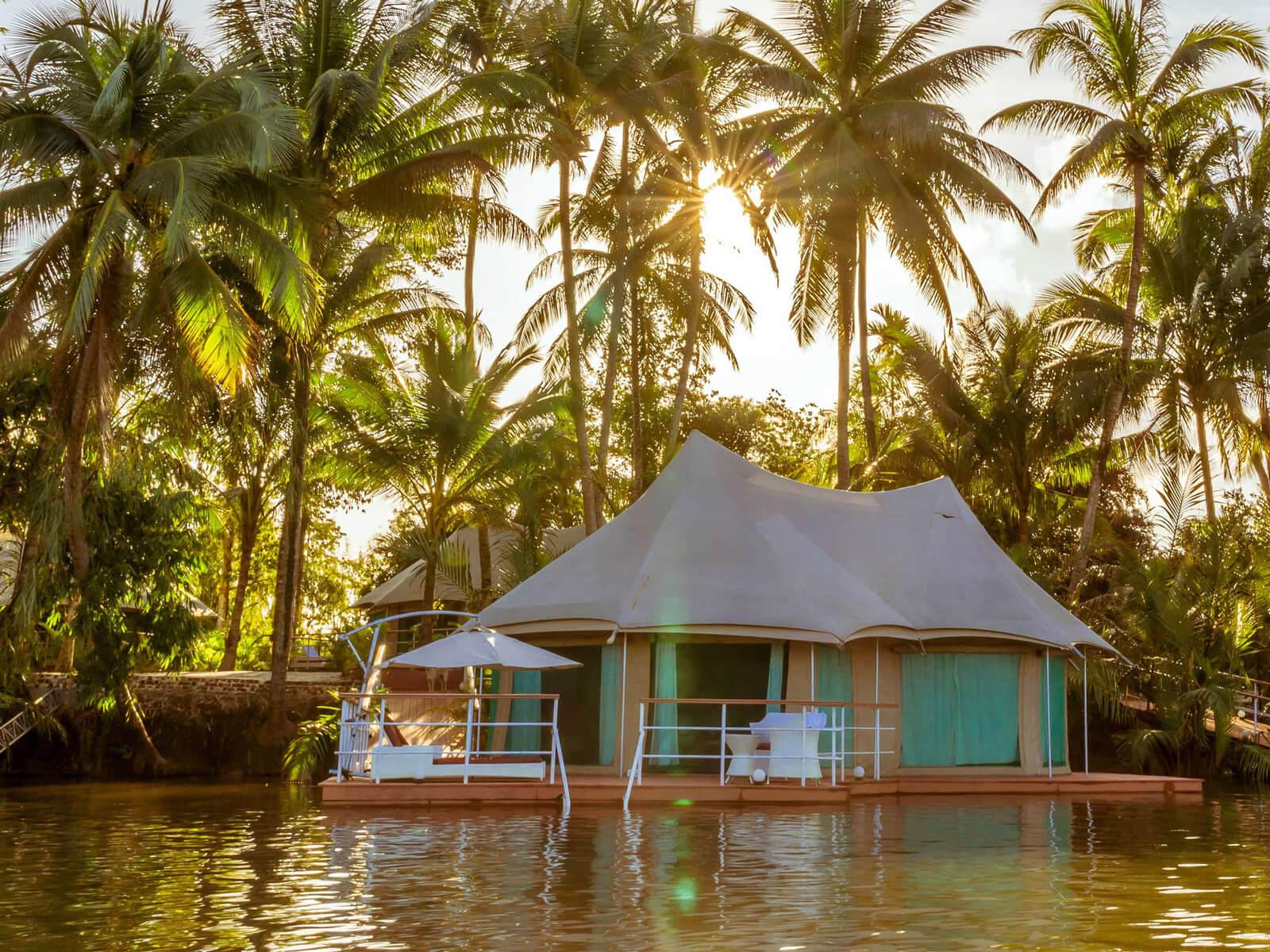 rondreis cambodja koh kong 4 rivers floating lodge hotel blog 10