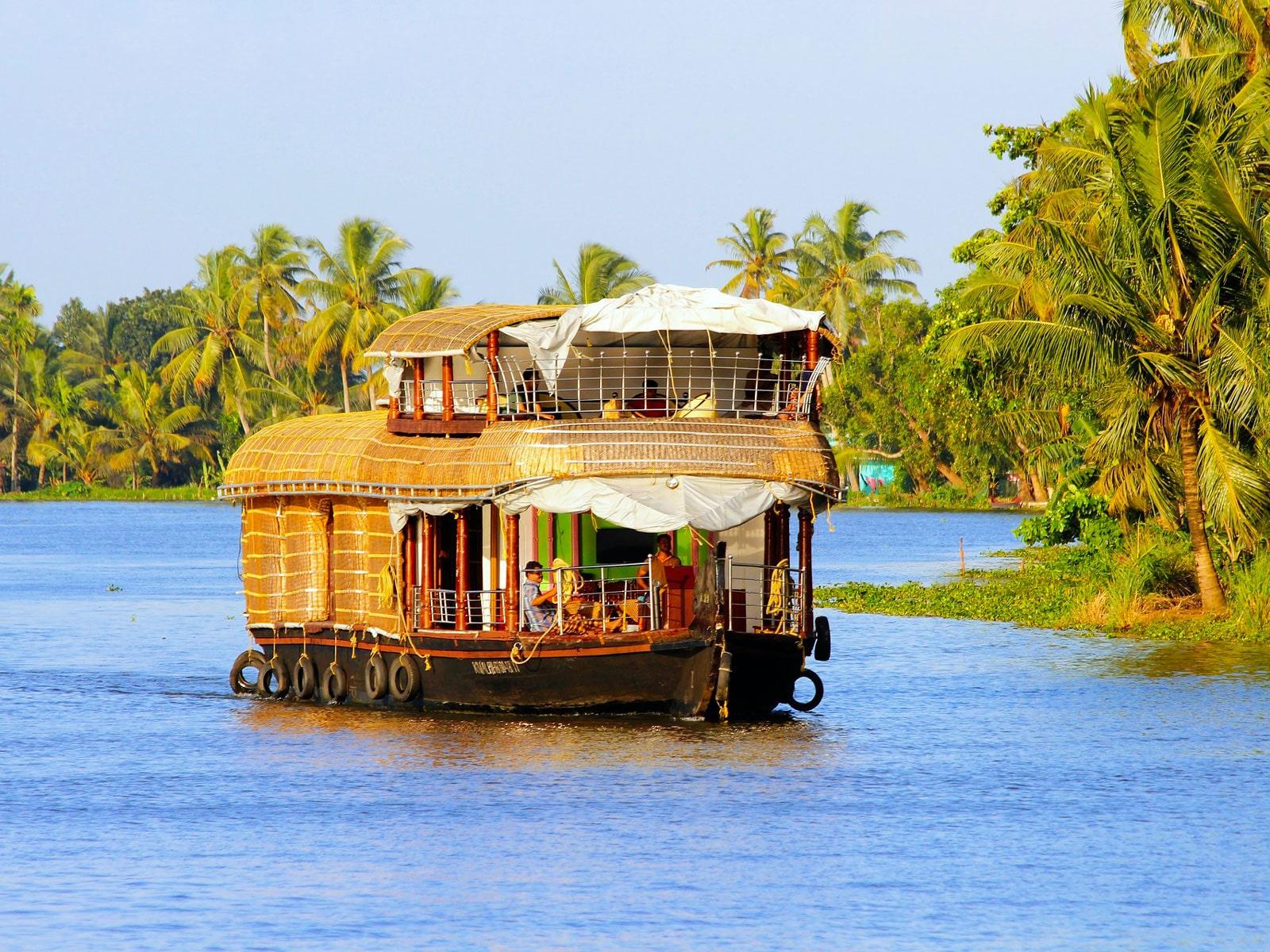 rondreis india backwaters van kerala hoogtepunt 11