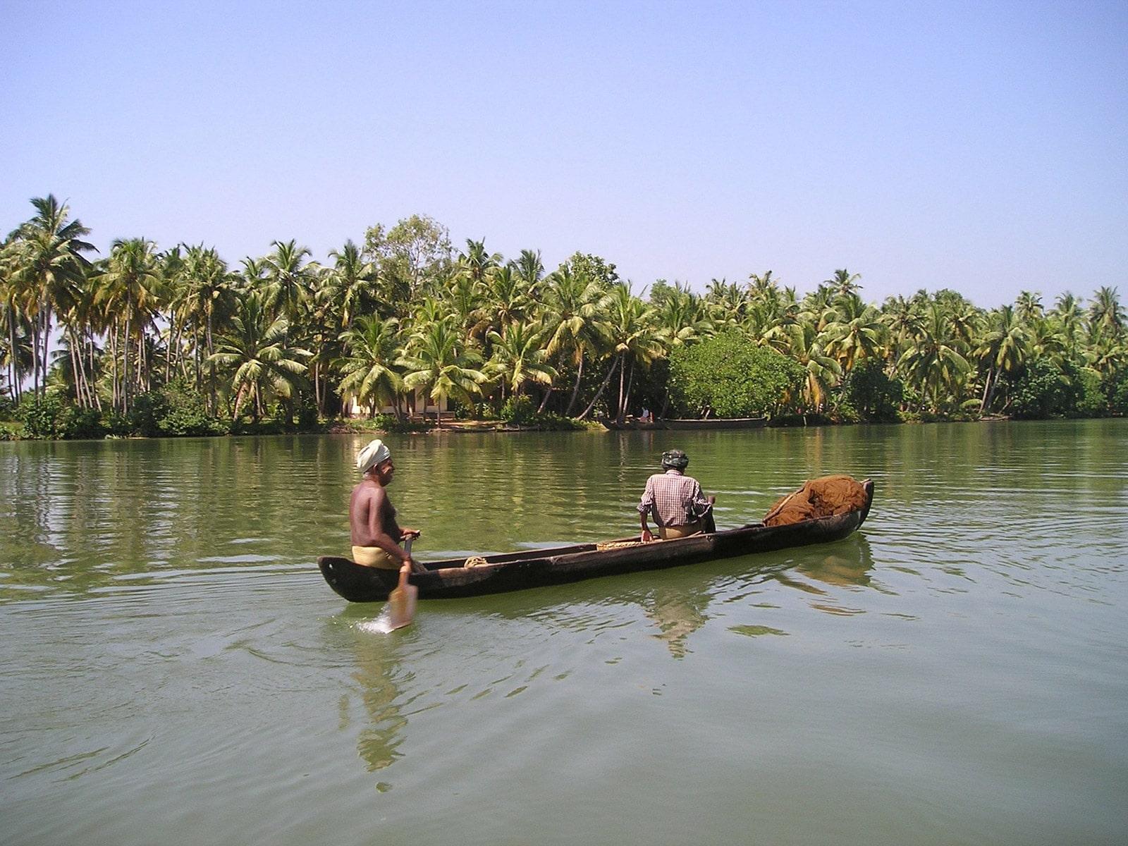 rondreis india backwaters van kerala hoogtepunt 20