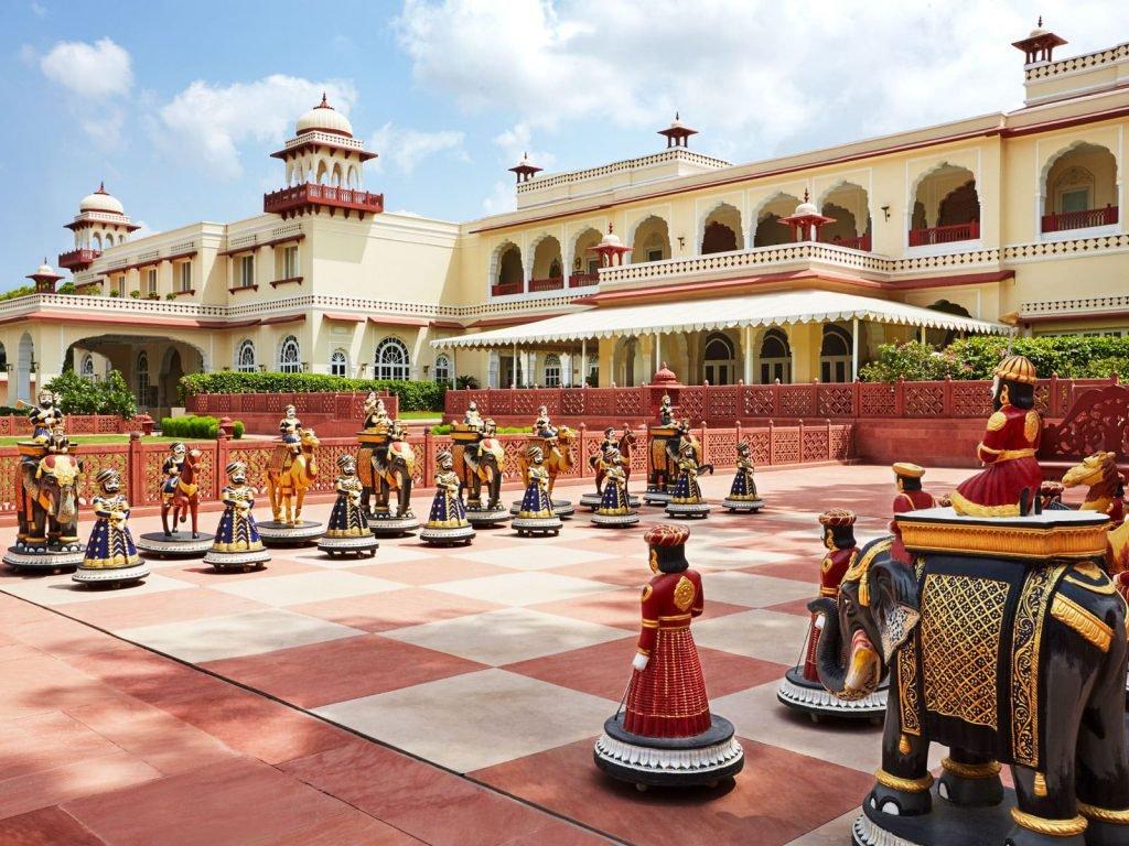 Jaipur, Jai Mahal Palace | Rama Tours