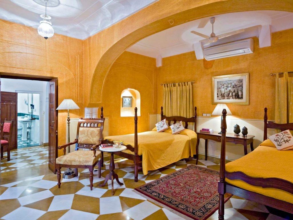 Jaipur, Samode Haveli | Rama Tours