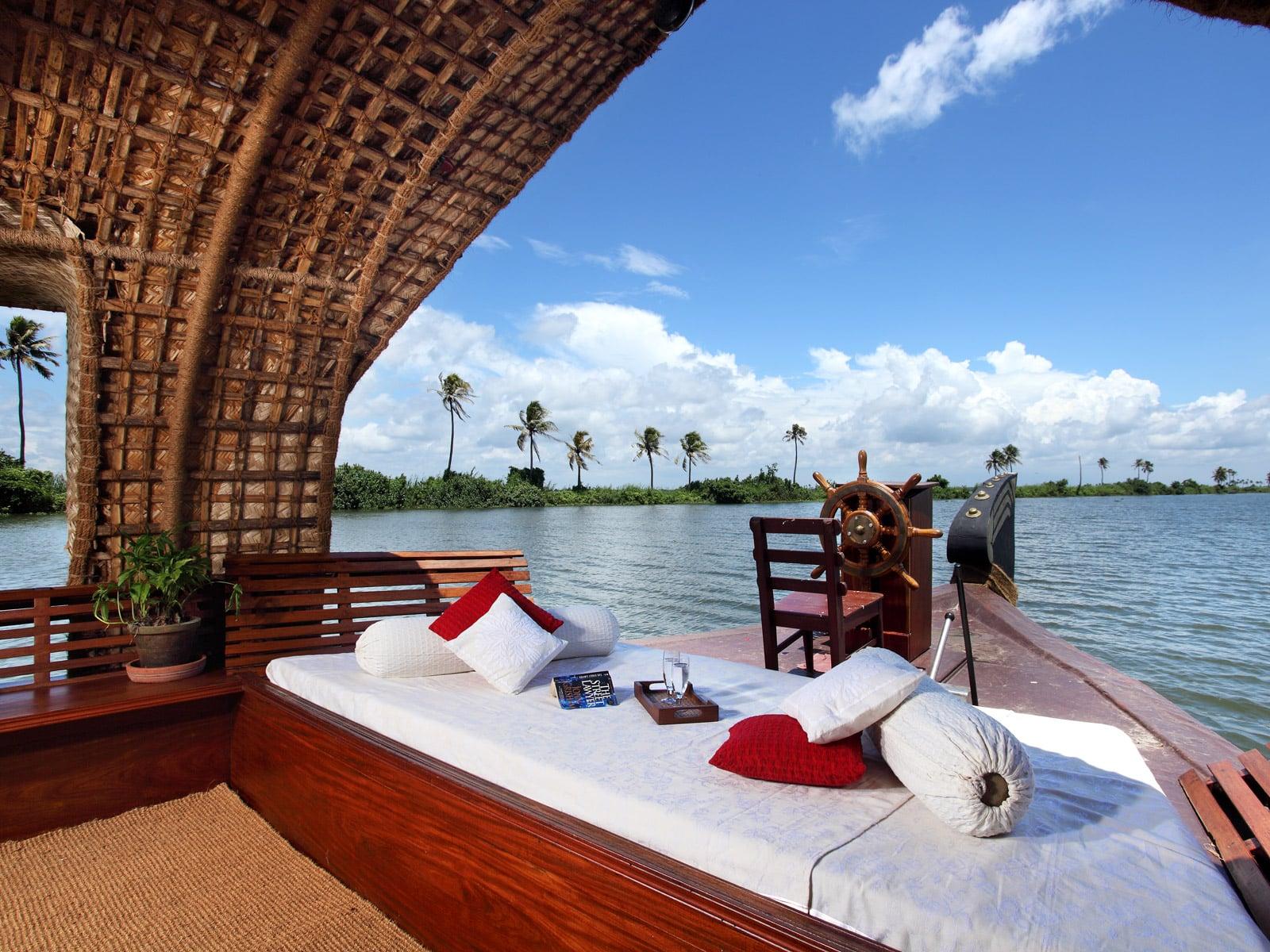 rondreis india kerala backwaters houseboat blog 7