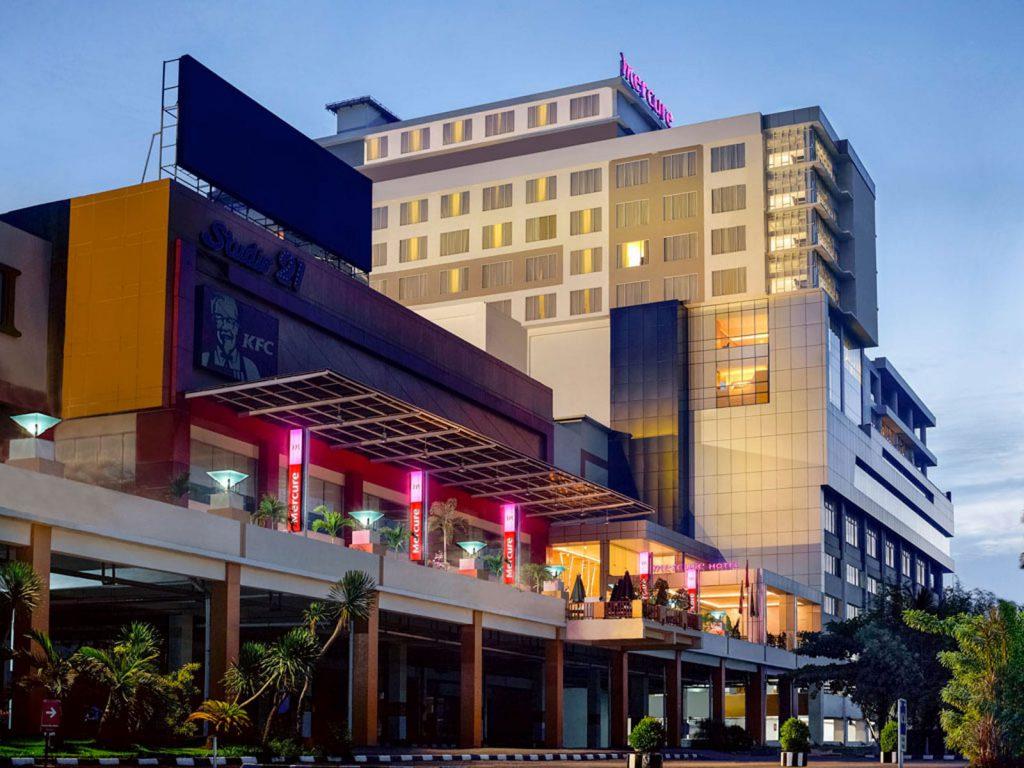 Banjarmasin, Mercure hotel | Rama Tours