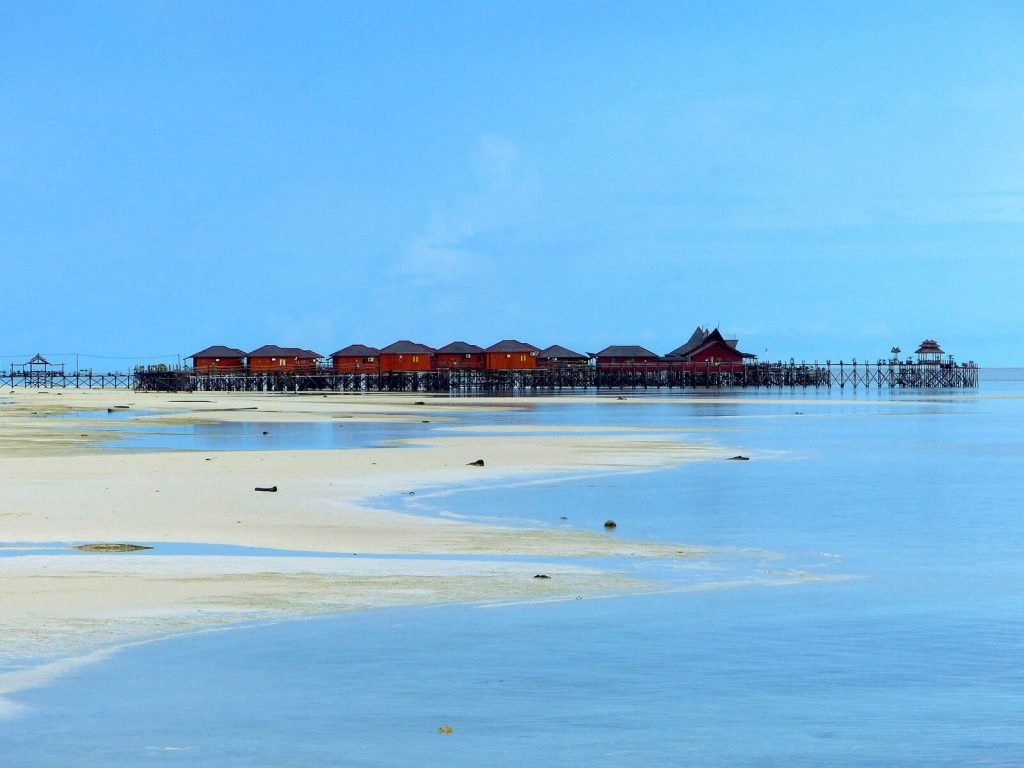 Maratua, Maratua Paradise Resort | Rama Tours