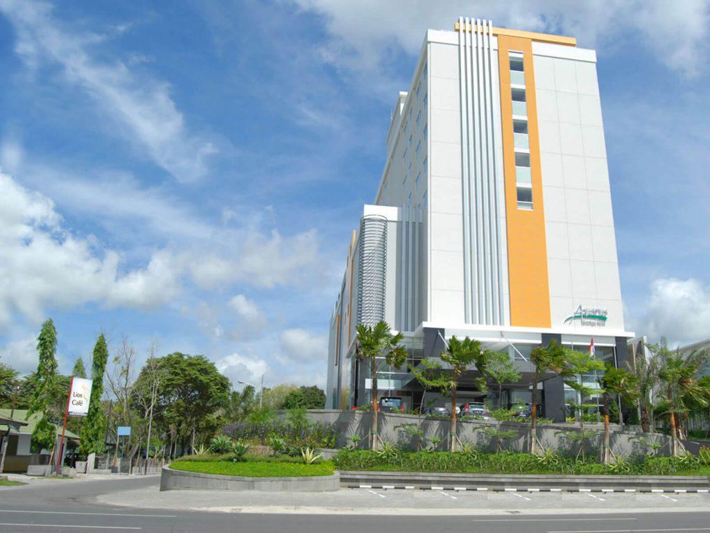 Palangkaraya, Aquarius hotel | Rama Tours