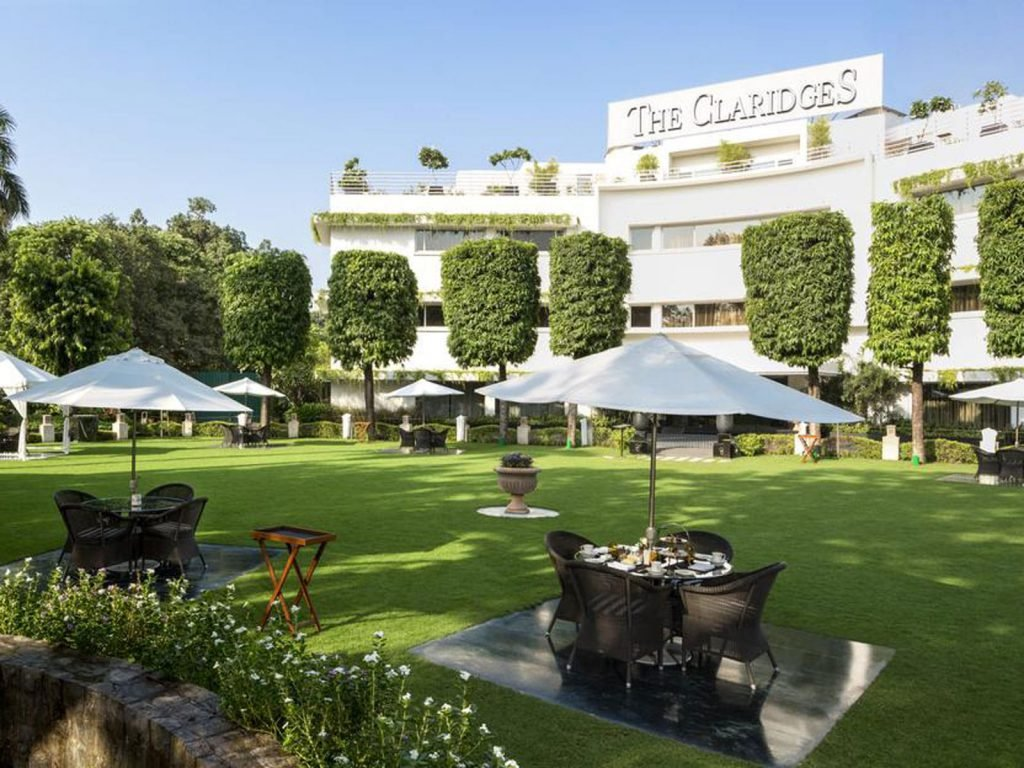 Delhi, The Claridges | Rama Tours