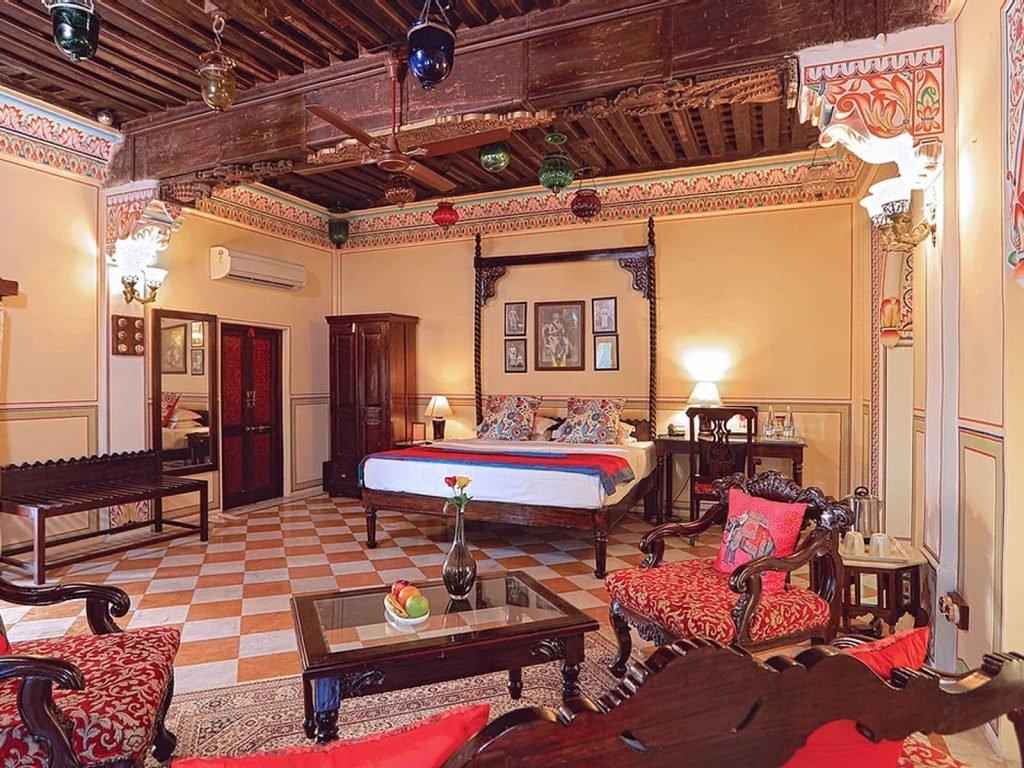 Jodhpur, Pal Haveli hotel | Rama Tours