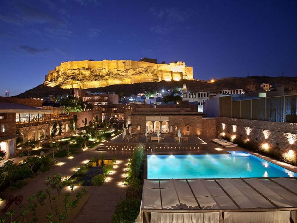 Jodhpur, RAAS Hotel | Rama Tours
