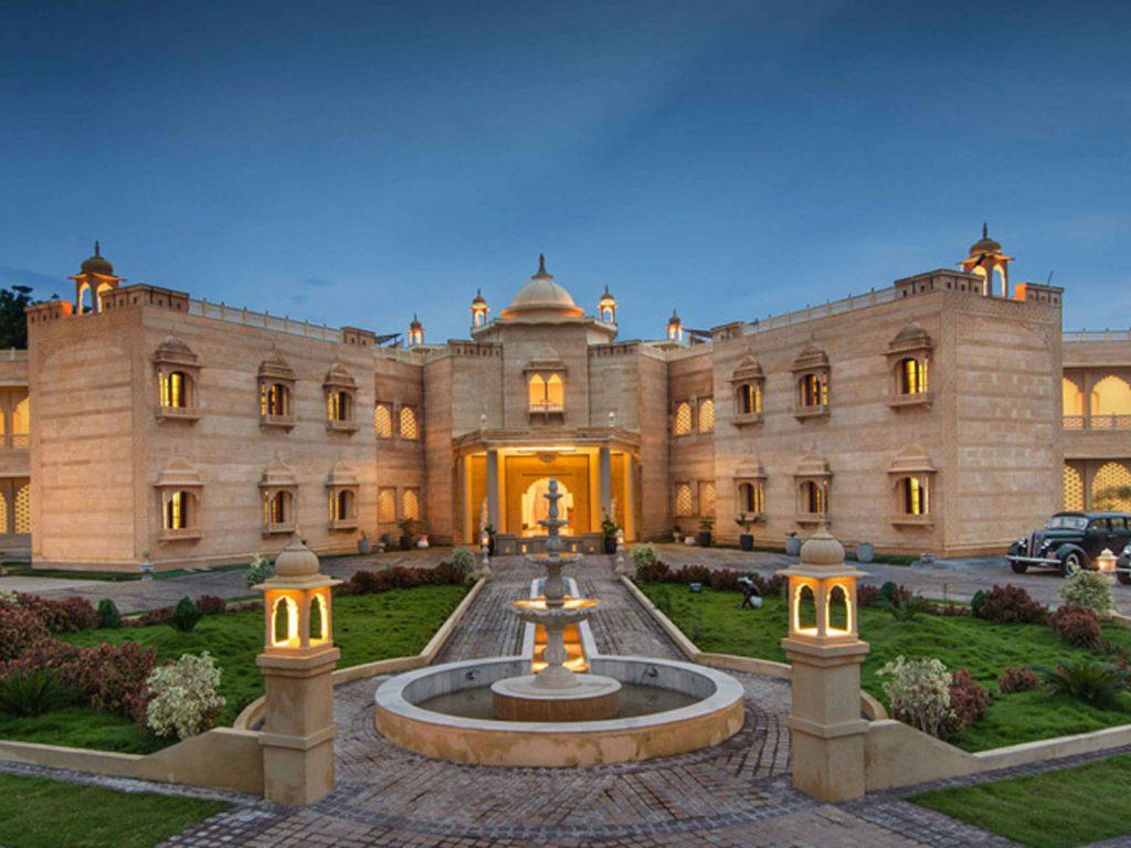 Khajuraho, Syna Heritage hotel | Rama Tours