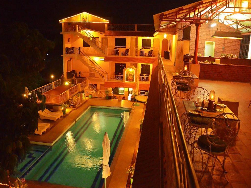 Mahabalipuram (Mamallapuram), Mamalla Heritage hotel | Rama Tours