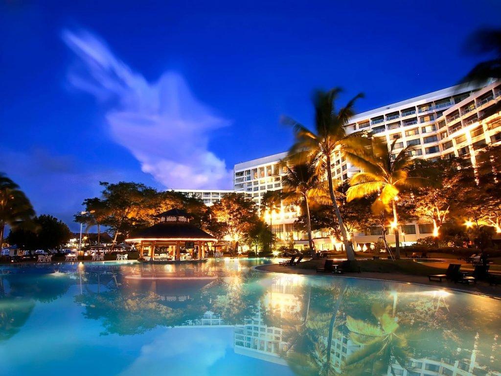 Kota Kinabalu, Pacific Sutera hotel | Rama Tours