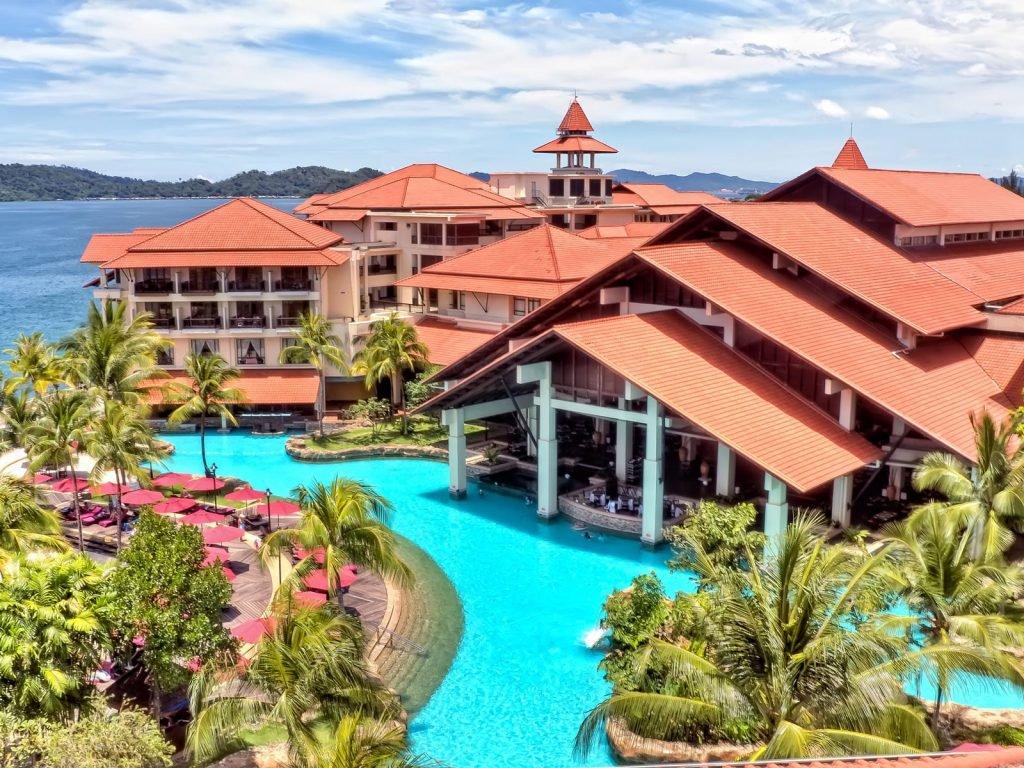 Kota Kinabalu, Magellan Sutera resort | Rama Tours
