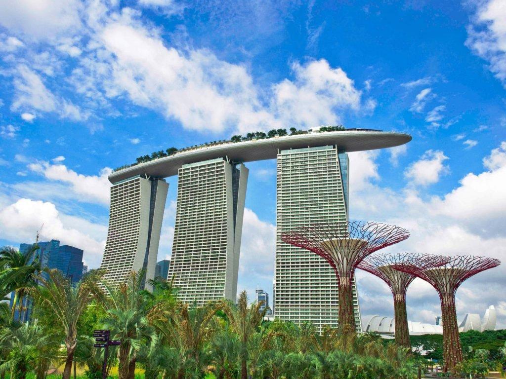Singapore, Marina Bay Sands | Rama Tours