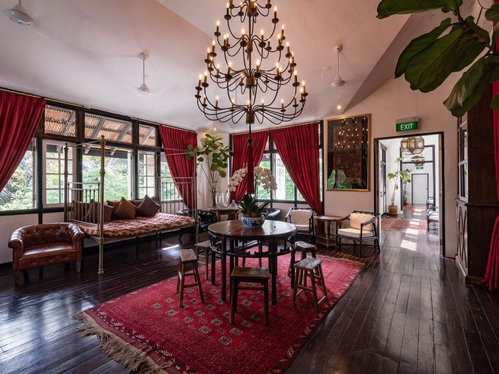 Singapore, Villa Samadhi | Rama Tours