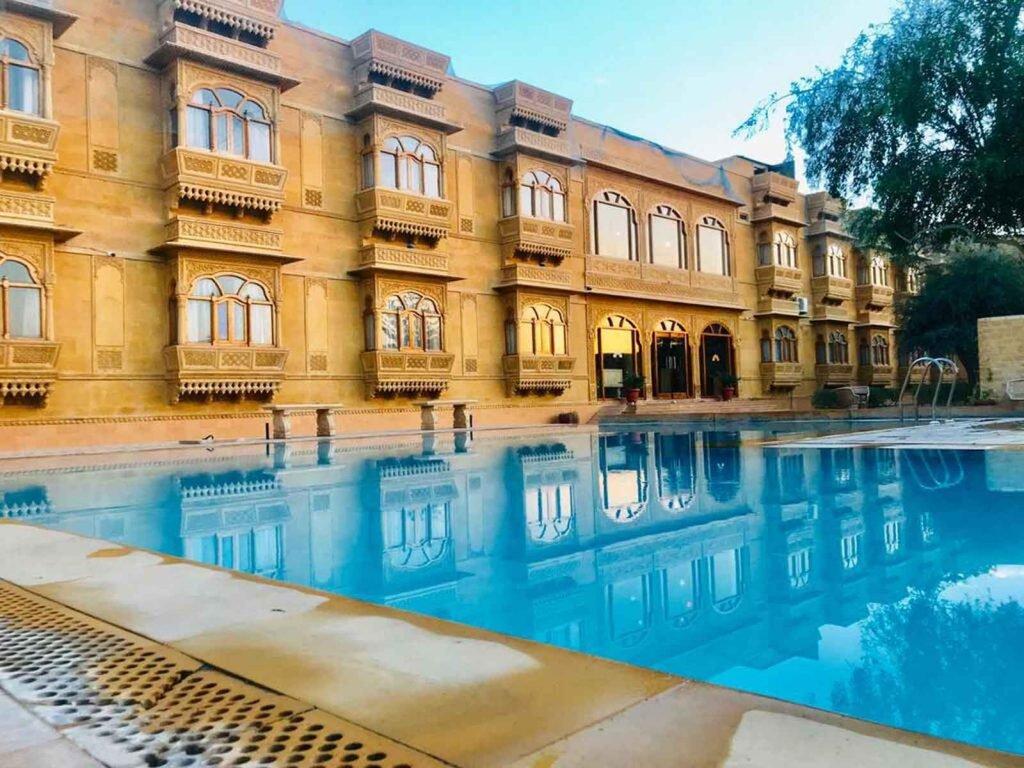 Jaisalmer, Golden Haveli | Rama Tours