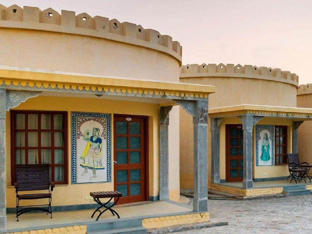 Mandawa, Hotel Desert N Dunes | Rama Tours