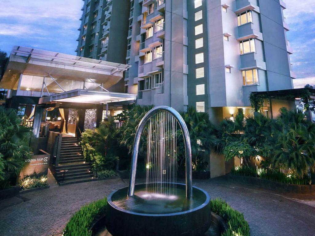 Balikpapan, Golden Tulip hotel | Rama Tours