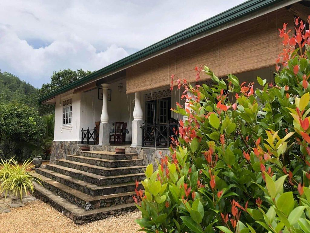 Sinharaja, Jansen's bungalow | Rama Tours