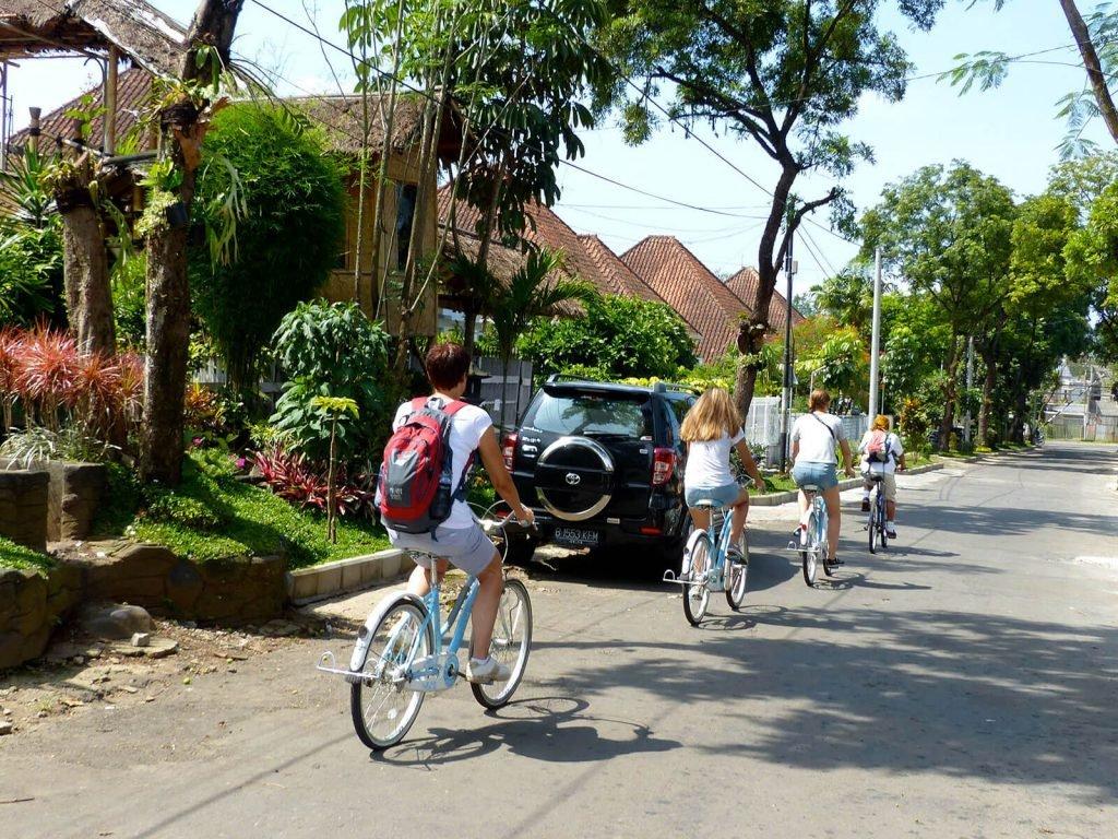 Fietsen op Java | Rama Tours