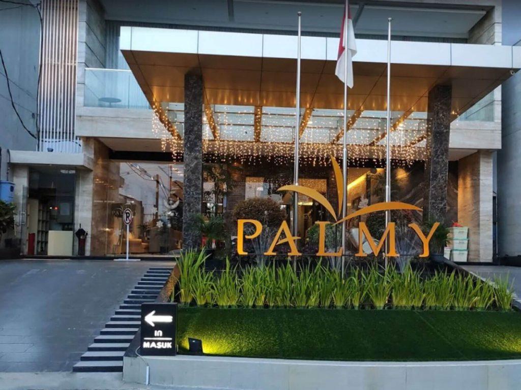 Berau, Palmy Exclusive hotel | Rama Tours