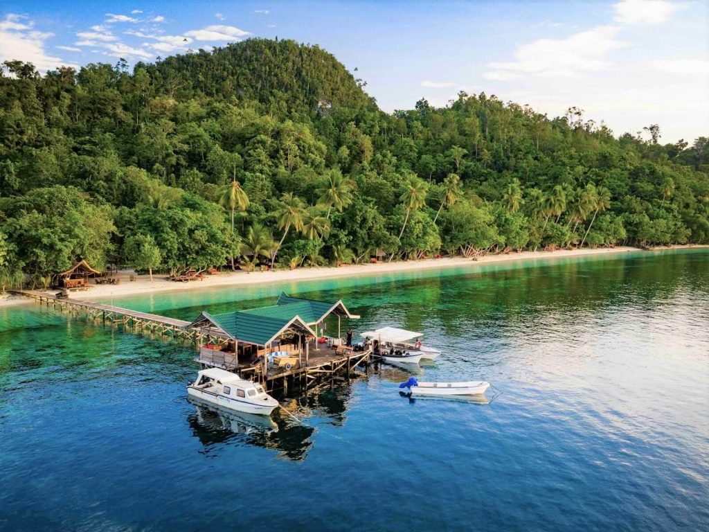 Raja Ampat, Biodiversity Nature Resort | Rama Tours