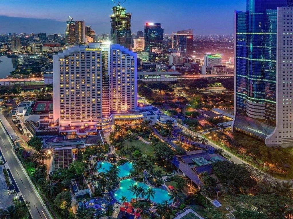 Jakarta, Shangri La | Rama Tours