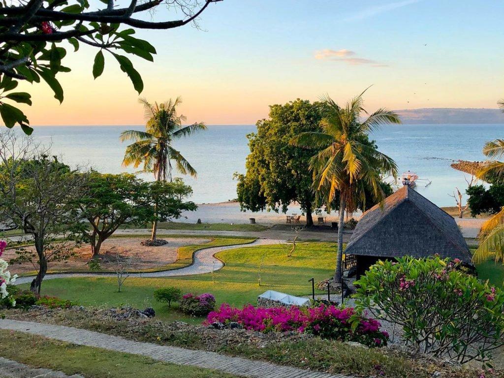 Sumbawa, Sumbawa Besar, Samawa Seaside Cottage | Rama Tours